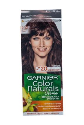 Garnier Çikolata Kahve Saç Boyası 5/52 1