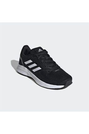 adidas Runfalcon 2.0 K Siyah Kadın Koşu Ayakkabısı 3