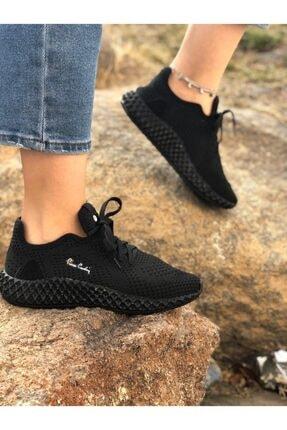 Unisex Siyah Sneakers Pc-30680 PİERRE CARDİN PC30680