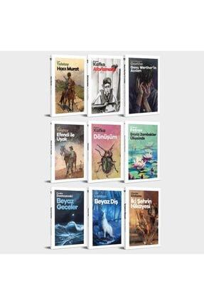 Halk Kitabevi Dünya Klasikleri Seti - 9 Kitap 0