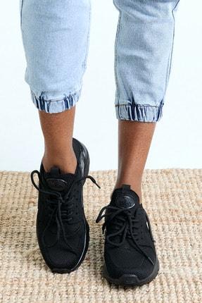 Tonny Black Unisex Siyah Sneaker HRC-Q-0 3