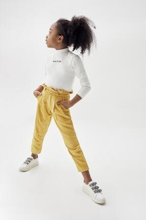 Picture of Kız Çocuk Hardal Pantolon 20fw1tj4225