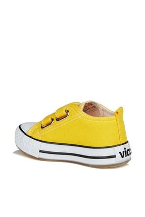 Vicco Pino Unisex Çocuk Sarı Spor Ayakkabı 3