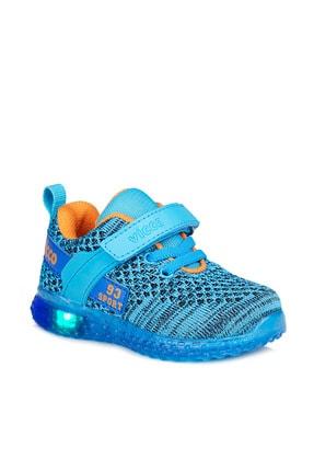 Vicco Alfa Erkek Çocuk Mavi Spor Ayakkabı 0