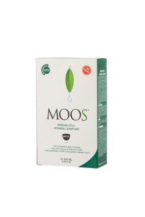 Moos Saç Dökülmesi Karşıtı Isırgan Otlu Şampuan 200 ml 0