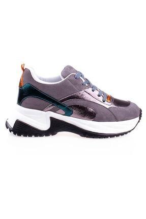 Pierre Cardin Kadın Günlük Ayakkabı 30230 Füme/smoked 20s0430230 1