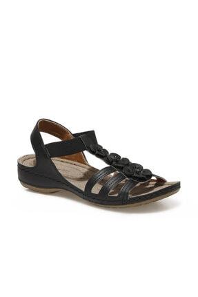 Polaris 91.157362.Z1FX Siyah Kadın Sandalet 101020325 0