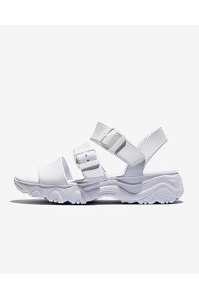 Skechers D'LITES 2.0- STYLE INCON Kadın Beyaz Sandalet 0