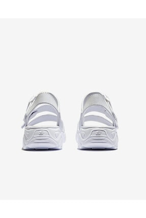 Skechers D'LITES 2.0- STYLE INCON Kadın Beyaz Sandalet 3