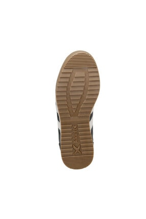 Kinetix Gragas Pu Lacivert Erkek Kalın Taban Sneaker Spor Ayakkabı 3