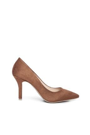 Kemal Tanca Kadın Vegan Stiletto Ayakkabı 26 35036 Bn Ayk Sk20-21 0