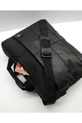 """The Moda West 15.6"""" Siyah Evrak Bilgisayar Notebook Laptop Çantası 1"""