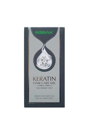 Bebak Keratin Saç Bakım Yağı 100 ml 2