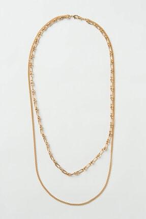 Penti Gold Serena Chain Maske Askısı 0