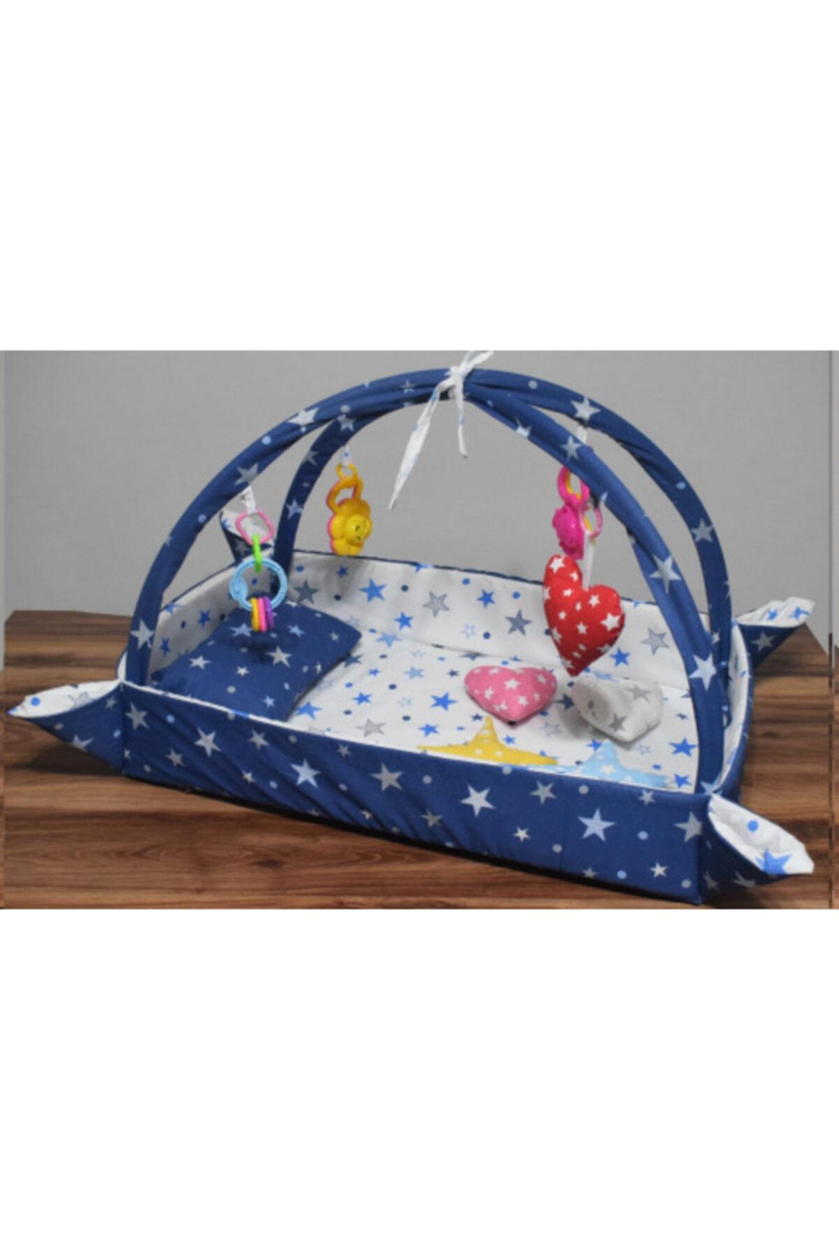 Pamuklu Bebek Oyun Halısı Ve Çocuk Alanı