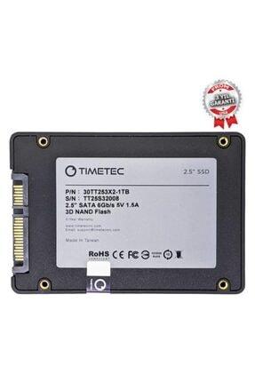 """Timetec 30tt253x2-1t 1tb 530-430 Mb/s 6gb/s Sata3 2.5"""" 7mm 3 Nand Ssd 1"""