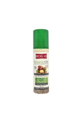 Bioblas Botanicoils Argan Yağlı Sıvı Saç Kremi 200ml 0