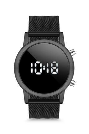 Duke Nickle Duj1009 Unisex Kol Saati Hasır Siyah 0