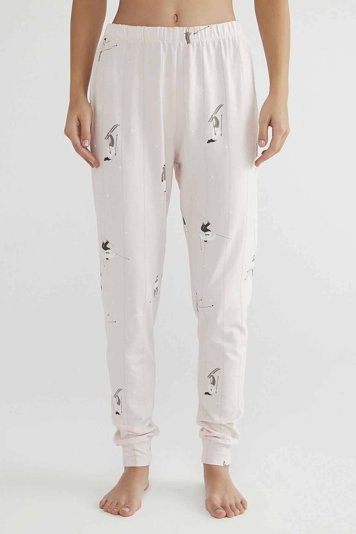 Penti Pembe Hot Tech Winter Joy Pantolon 0