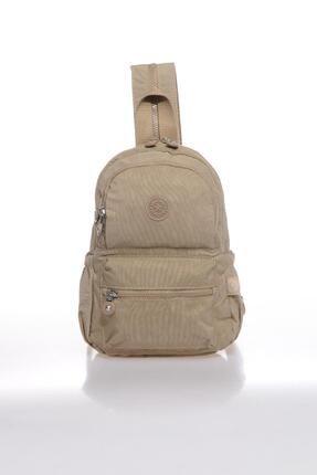 Smart Bags Kadın Vizon Küçük Sırt Çantası Smbk1030-0015 0