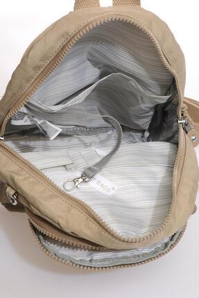 Smart Bags Kadın Vizon Küçük Sırt Çantası Smbk1030-0015 3
