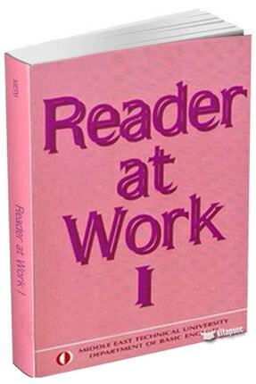 ODTÜ YAYINLARI Reader At Work 1 0