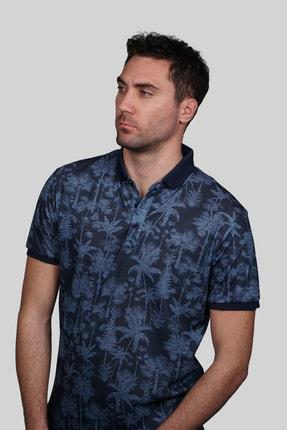 İgs Lacivert Modern Fit Tişört 1