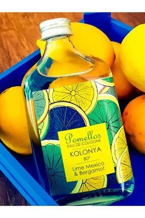 Pomellos Kolonya Lıme Mexıco&bergamot 250ml 4