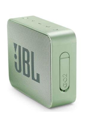 JBL Go 2 Ipx7 Bluetooth Taşınabilir Hoparlör Açık Yeşil 1