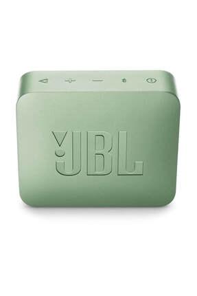 JBL Go 2 Ipx7 Bluetooth Taşınabilir Hoparlör Açık Yeşil 2