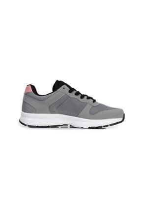 HUMMEL Porter Gri Kadın Sneaker Ayakkabı 100352367 3