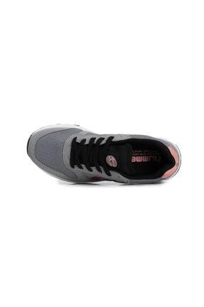 HUMMEL Porter Gri Kadın Sneaker Ayakkabı 100352367 4