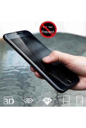 Baseus Kuulaa Iphone 7-8 Plus Anti-spy Gizlilik 3d Full Kırılmaz Cam Ekran Koruyucu 0