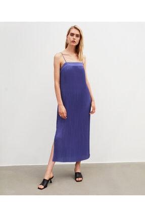 İpekyol Ince Askılı Pilise Elbise 3