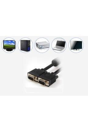 OEM 1,5 Metre Hd Vga Kablo Lcd Monitör Ve Projeksiyon Kablosu - Hd Vga 3+6 Kalitesi 4