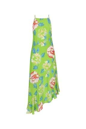 İpekyol Çiçek Desen Askılı Elbise 3