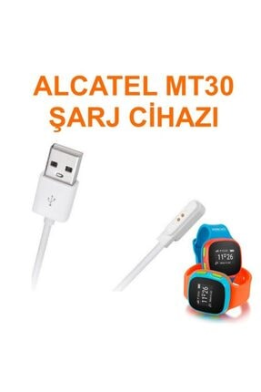 Alcatel Move Time Akıllı Çocuk Saati Şarj Kablosu 1