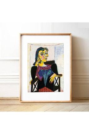 Vona Vintage Dora Maar Painting Pablo Picasso Poster 0