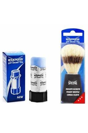 Wilkinson Sword Sentetik Tıraş Fırçası Ve Tıraş Sabunu Seti 0