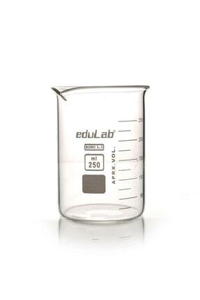 Edulab Beherglas (250 ml. Cam) 0