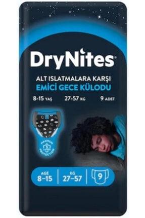Huggies Drynites Erkek Emici Gece Külodu 8-15 Yaş 54 Adet 3