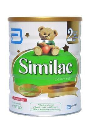 Similac Devam Sütü 2 Numara 850 gr 0