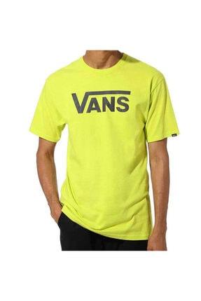 Vans Classıc Sarı Erkek Kısa Kol T-shirt 0
