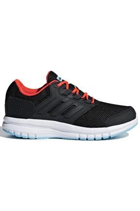 adidas Galaxy 4 K Siyah Turuncu Beyaz Erkek Çocuk Koşu Ayakkabısı 100350700 0