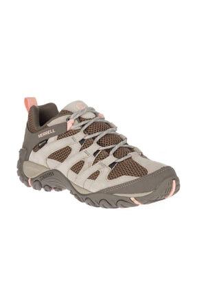 تصویر از کفش کوهنوردی زنانه قهوه ای