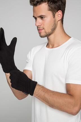 Thermoform Unisex Siyah Polar Eldiven 1
