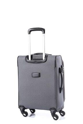 ÇÇS Kumaş Kabin Boy Valiz 3