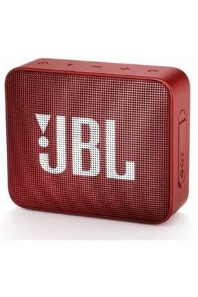 JBL Go 2 Ipx7 Bluetooth Taşınabilir Hoparlör Kırmızı 2