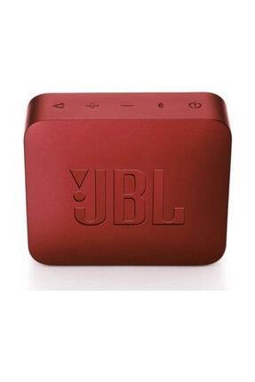 JBL Go 2 Ipx7 Bluetooth Taşınabilir Hoparlör Kırmızı 3