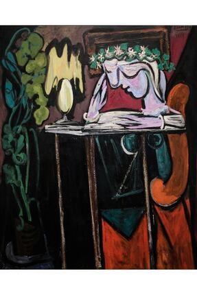 Vona Vintage Pablo Picasso Masada Okuma Poster 1